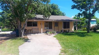 Ingleside Single Family Home For Sale: 318 Woodhaven