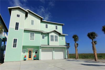 Port Aransas Single Family Home For Sale: 5601 State Highway 361 #101