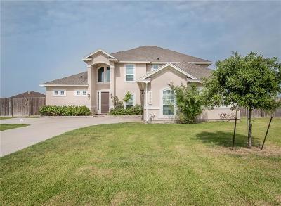Corpus Christi Single Family Home For Sale: 2622 Balchuck Lane