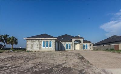 Corpus Christi Single Family Home For Sale: 5418 Legends Dr