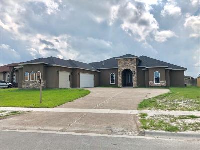 Corpus Christi Single Family Home For Sale: 5433 S Oso Pkwy