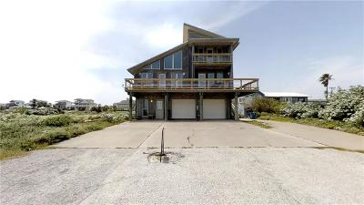 Port Aransas Single Family Home For Sale: 236 Dolphin Lane
