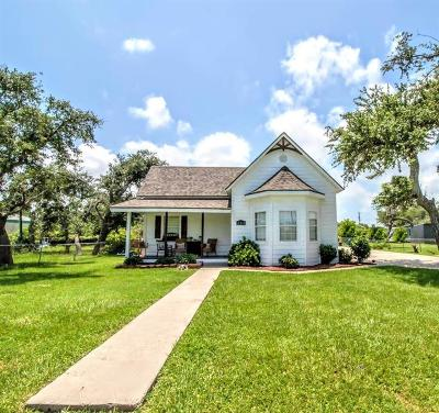 Rockport Single Family Home For Sale: 421 S Kossuth St
