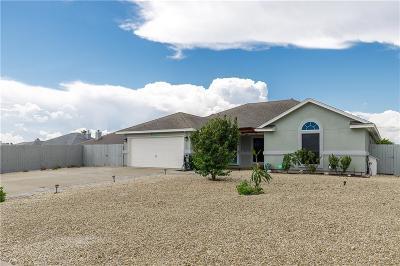 Corpus Christi Single Family Home For Sale: 15505 Cuttysark St