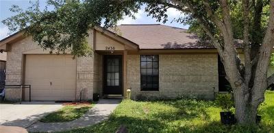 Ingleside Single Family Home For Sale: 2430 Westlake