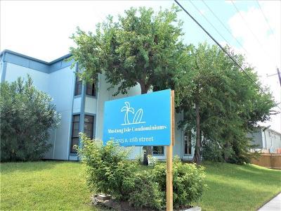 Port Aransas Condo/Townhouse For Sale: 2025 S 11th St 33 #33