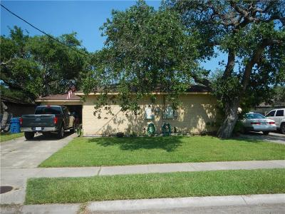 Ingleside Single Family Home For Sale: 2100/2102 Eastwind St