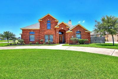 Corpus Christi Single Family Home For Sale: 6241 Jake's Wake Run
