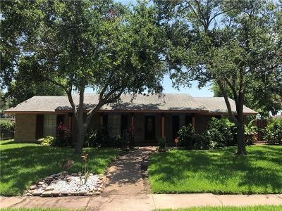 Corpus Christi Single Family Home For Sale: 317 Cape Cod Dr