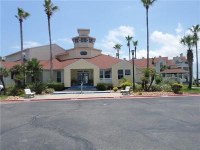Corpus Christi Condo/Townhouse For Sale: 14721 Whitecap Blvd #117