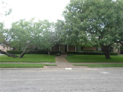 Corpus Christi Single Family Home For Sale: 326 Cape May Dr