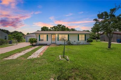 Single Family Home For Sale: 2621 Tulane St