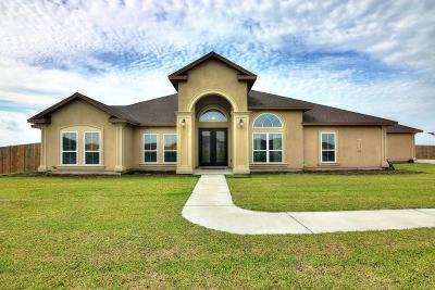 Corpus Christi Single Family Home For Sale: 1361 Gisbourne Ct