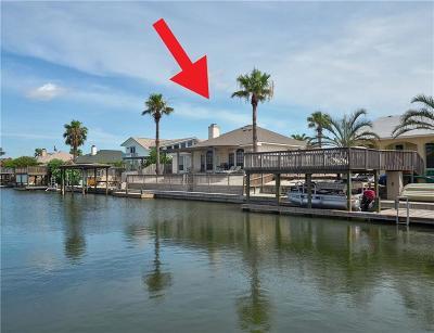 Corpus Christi TX Single Family Home For Sale: $386,500