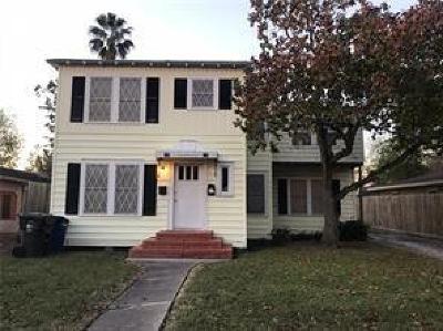 Corpus Christi Multi Family Home For Sale: 332 Rosebud Ave