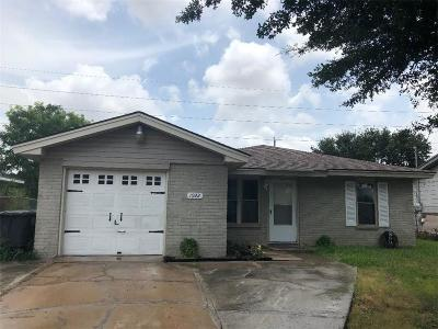 Corpus Christi Single Family Home For Sale: 1922 Rockford Dr