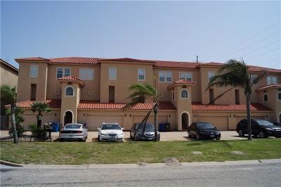 Corpus Christi TX Condo/Townhouse For Sale: $289,900