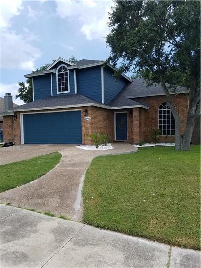 Corpus Christi Single Family Home For Sale: 6501 Bobcat Dr