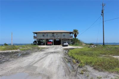 Corpus Christi Single Family Home For Sale: 2445 Laguna Shores Road