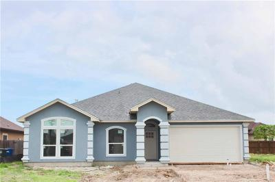 Corpus Christi Single Family Home For Sale: 15118 Aquarius St