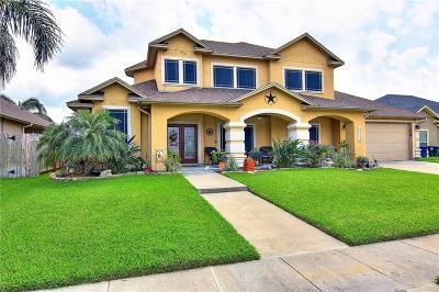 Corpus Christi Single Family Home For Sale: 4213 Lake Geneva Dr