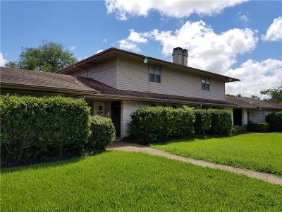 Corpus Christi TX Rental For Rent: $1,075