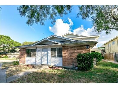 Corpus Christi TX Condo/Townhouse For Sale: $84,900