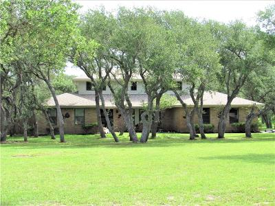 Aransas Pass Single Family Home For Sale: 2508 County Road 2010
