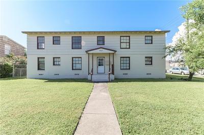 Corpus Christi TX Multi Family Home For Sale: $209,900