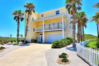 Port Aransas Single Family Home For Sale: 294 Royal Dunes Circle