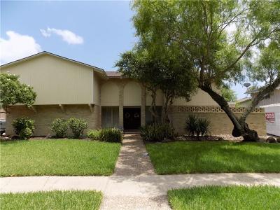 Corpus Christi TX Single Family Home For Sale: $299,950