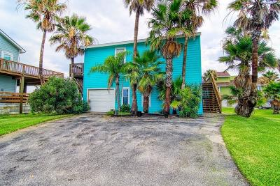 Port Aransas Single Family Home For Sale: 6877 State Highway 361 #32