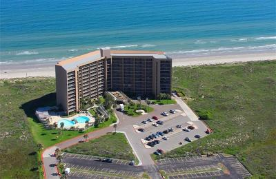 Port Aransas Condo/Townhouse For Sale: 6649 Seacomber Dr #303