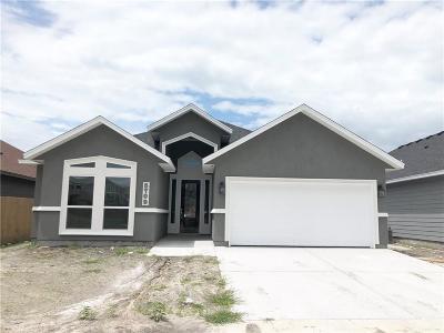 Corpus Christi Single Family Home For Sale: 5709 Bella Di Giorno Dr