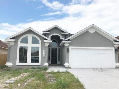 Corpus Christi Single Family Home For Sale: 5733 Bella Di Giorno Dr