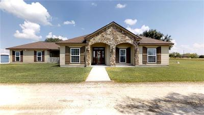 Robstown Single Family Home For Sale: 6720 Fm 1833
