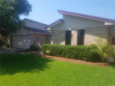 Corpus Christi Single Family Home For Sale: 7414 Skyking Dr