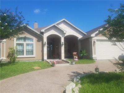Corpus Christi Single Family Home For Sale: 3830 Elvis Dr