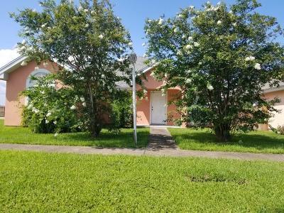 Ingleside Single Family Home For Sale: 2311 Capri Dr
