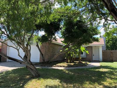 Corpus Christi Single Family Home For Sale: 1322 Harbor Lights Dr