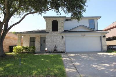 Corpus Christi Single Family Home For Sale: 7233 Windy Ridge Dr
