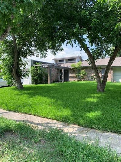 Corpus Christi Single Family Home For Sale: 4818 Eider Dr