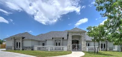 Robstown Single Family Home For Sale: 5841 Grand Lake