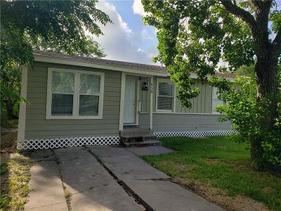 Corpus Christi Single Family Home For Sale: 958 Dorthy Dr