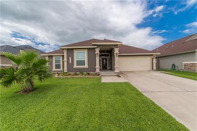 Corpus Christi Single Family Home For Sale: 6717 Central Park Drive Dr