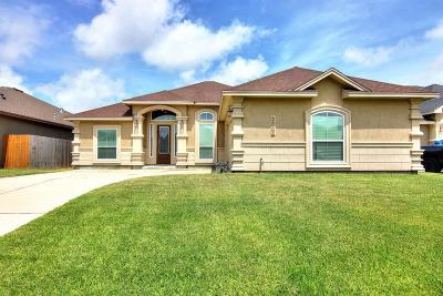 Corpus Christi Single Family Home For Sale: 2325 Louisville Dr