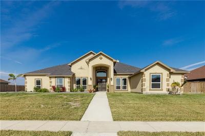 Corpus Christi Single Family Home For Sale: 2126 Arman St