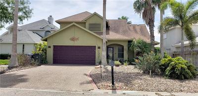 Corpus Christi Single Family Home For Sale: 13521 King Philip Ct