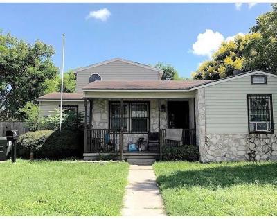 Corpus Christi Single Family Home For Sale: 1418 Miami Dr