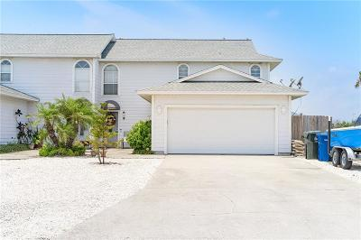 Corpus Christi Single Family Home For Sale: 15445 Cruiser St. #b